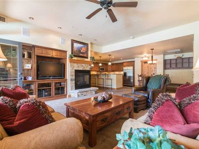 Photo for Dual Master with a Private Patio, Hot Tub & BBQ! SPECIALS! BL6107