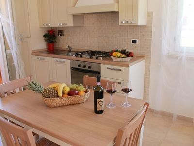Photo for 2BR Apartment Vacation Rental in Scarlino, Toscana