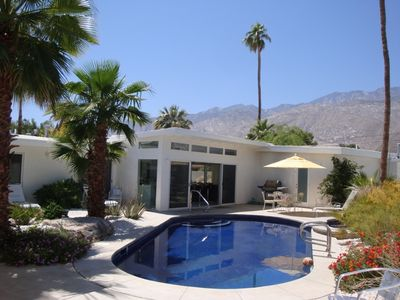 Photo for Striking Mid-Century with Expansive Mountain Views, Permit No. 64380000-20011960