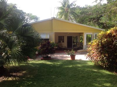 Photo for Relax, refresh and renew in the Caribbean setting of Gibbs Palms.