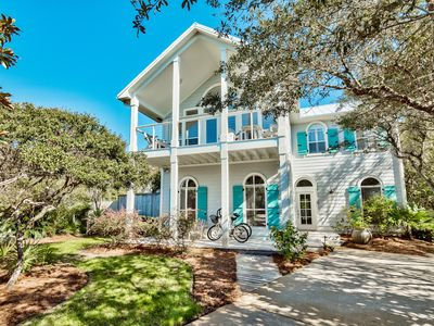 Photo for Beautiful Home with Private Pool and Direct Boardwalk Access to Beach.