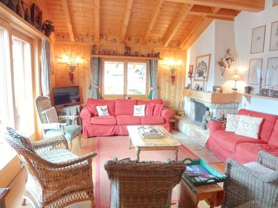 Photo for 5BR Apartment Vacation Rental in Verbier, Valais