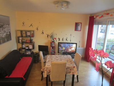 Photo for Nice Flat F2 45M2 near Val d'Europe and DISNEYLAND PARIS !!