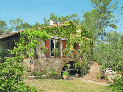 Photo for Vacation home Ferienhaus mit Pool (NIM100) in Nîmes - 10 persons, 6 bedrooms