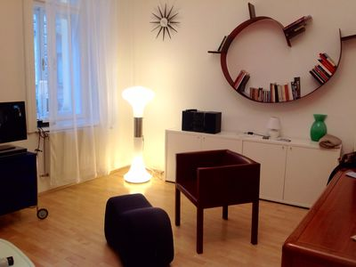 Photo for 1BR Apartment Vacation Rental in Vienne, Vienna