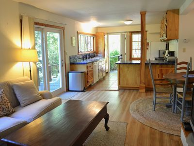Photo for Large, Peaceful 1-Bd Garden Apt in Gorgeous Central Marin, 30 Min from SF