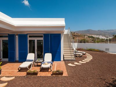 Photo for Agaete Beach House at the natural pools