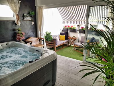 Photo for Apartment with jacuzzi - Split