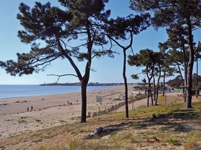 Photo for Renovated house type loft 2 steps from the beaches of Royan and St Georges