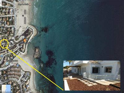 Photo for SPECIAL OFFER- ONE MINUTE WALKING FROM THE ZENIA BEACH