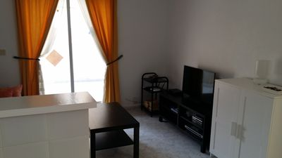 Photo for SUPERBLY POSITIONED 3 BEDROOM,1 BATHROOM, AIR CONDITIONING. WI-FI, SATELLITE TV,