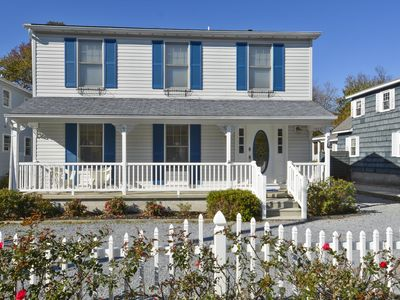 Photo for FREE ACTIVITIES!!  Charming 4 bedroom, 2.5 bath home in Bethany Beach