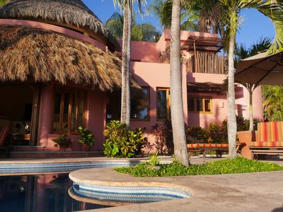 Photo for Unwind and Rejuvenate at this Tropical Paradise in San Pancho