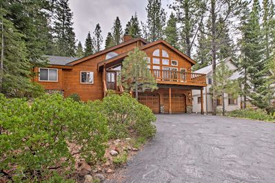 Everyone is going to love this vacation rental cabin in Truckee!