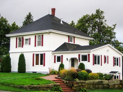 Photo for King Suite B&B in Century Old Farm House