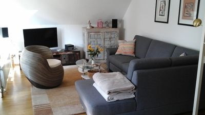 Photo for TOP downtown apartment with free Wi-Fi in the Lübbecker pedestrian zone