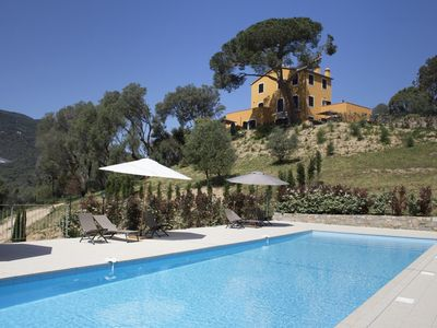 Photo for Heights of Ajaccio - Residence with pool LE MOULIN 1