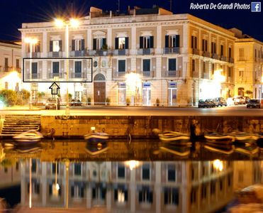 Photo for Sea View Apartment in the heart of Ortigia