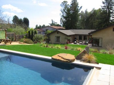 Photo for Enjoy A Modern Hacienda In The Heart Of Sonoma!