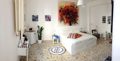 Photo for PUNTO ZERO1 - ART GALLERY APARTMENT