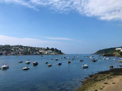 Photo for Luxurious and relaxing holiday cottage in the centre of beautiful Fowey
