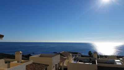 Photo for Beautiful Townhouse with Sea Views in Harbour Lights 2 Bedrooms Sleeps 4