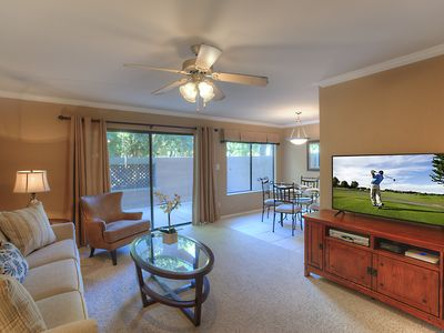 Photo for New! Sunscape Condo Near Golf Course - Walk to Downtown. Scottsdale Stadium