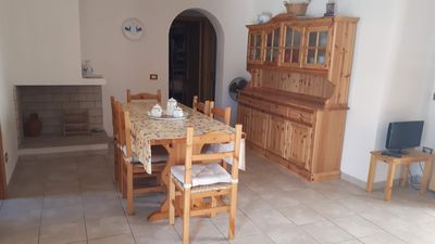 Photo for Holiday House Ottiolu Sardinia 7 minutes walk from the beach