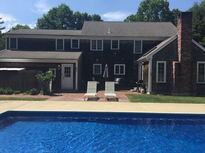 Photo for Private Pool, Central Air, Golfing and Gorgeous Beaches