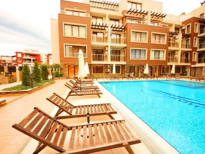 Photo for Horizont Apartment - Deluxe apartment for 5 persons - Sozopol, Bulgaria