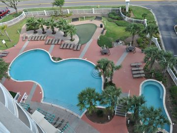 Legacy Towers, Gulfport, MS, USA