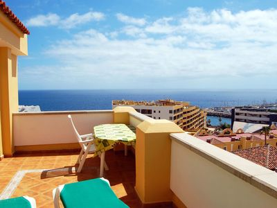 Photo for Duquesa del Mar - 3 bed penthouse with 2 sunny terraces and wonderful sea views