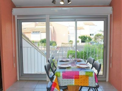 Photo for Narbonne-Plage Apartment, Sleeps 4 with WiFi