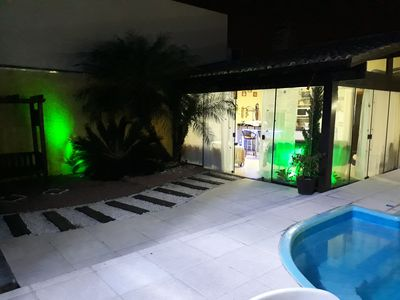 Photo for Excellent house with pool in Imbé