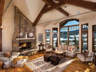 Photo for NEWLY LISTED! Luxury Mountain Home <2 mi to Snowmass | Hot Tub | Home Theater