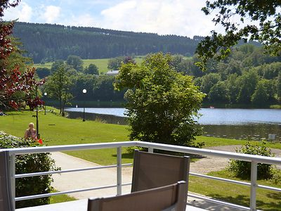 Photo for Apartment Les Terrasses du Lac in Vielsalm - 4 persons, 2 bedrooms