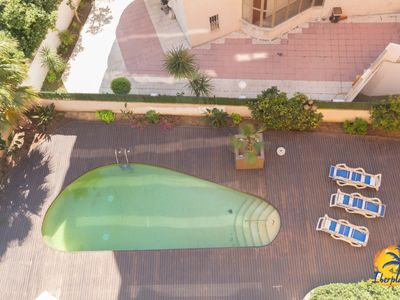 Photo for Beautiful apartment 6 pax with A / C and pool in Salou.