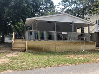 Photo for 3BR Mobile Home Vacation Rental in Myrtle Beach, South Carolina