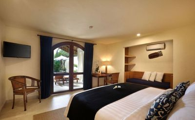 Photo for 1 BR Private Pool Villa in Central Seminyak, Close to Shops, Restos and SPAs