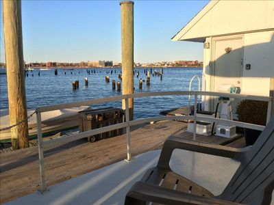 Photo for Houseboat Taurus: Your Home on the Water Right in Downtown!