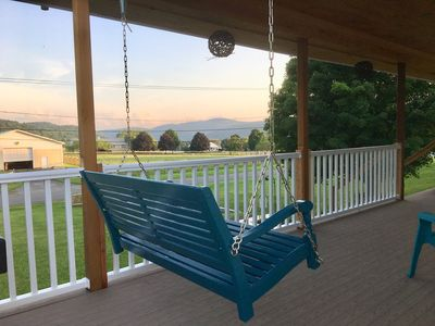 Swing on our porch!