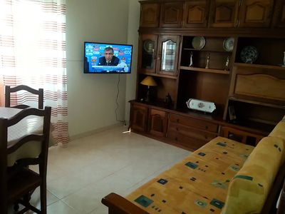 Photo for Apis Yellow Apartment, Lift, Cable TV, Wifi