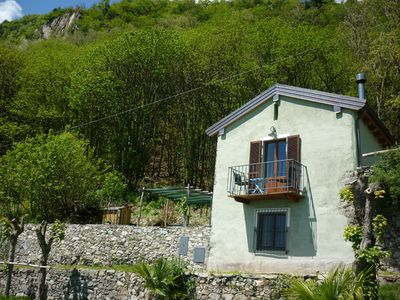 Photo for Tastefully furnished rustico in a very quiet and sunny view