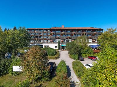 Photo for Apartment in the center of Bad Griesbach with Internet, Pool, Lift, Parking (90973)