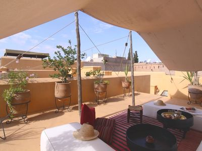 Photo for RIAD DAR AMAN, 2 minutes walk from Jemaa el Fna square