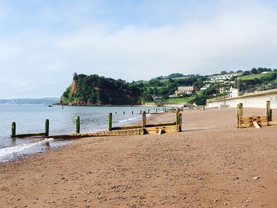 Photo for 3 bed Teignmouth cottage with sea views from every room