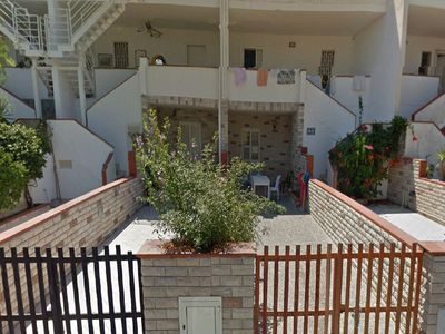 Photo for Holiday Apartment Villetta Maggio 7 posti Baia Verde Close to the Beach with Air Conditioning & Terrace; Parking Available, Pets Allowed upon Request