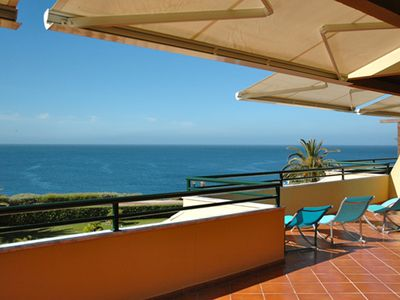 Photo for Ocean View II Sea Front 3-Bed Family Friendly Apt in Cascais w/Pool near Beaches