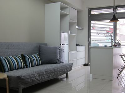 Photo for Your home in Taipei! Comfy 2rm apt. MRT Donghu, Near Nangang Exhibition Center