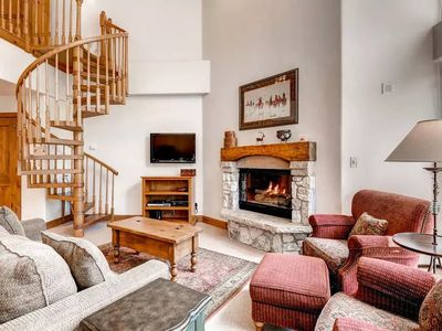 Photo for Studio + Fireplace | Access to the Slopes + Great Skiing